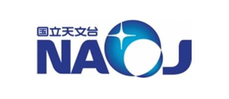 大学共同利用機関法人自然科学研究機構 国立天文台 様ロゴ