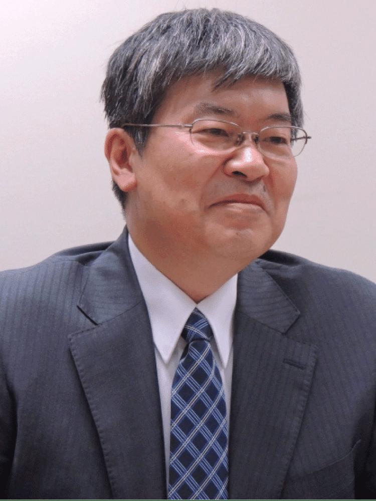 山中 顕次郎氏