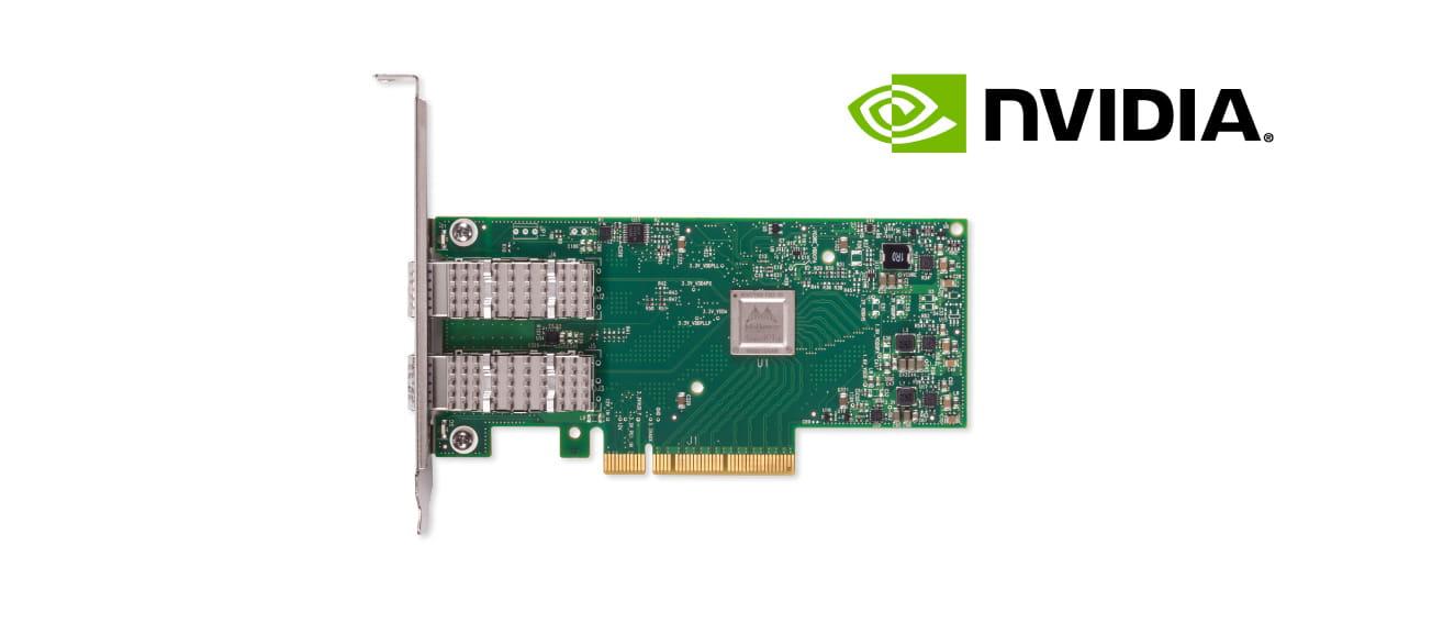 NVIDIA 旧:Mellanox | ConnectXアダプタ