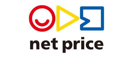 株式会社ネットプライス様ロゴ
