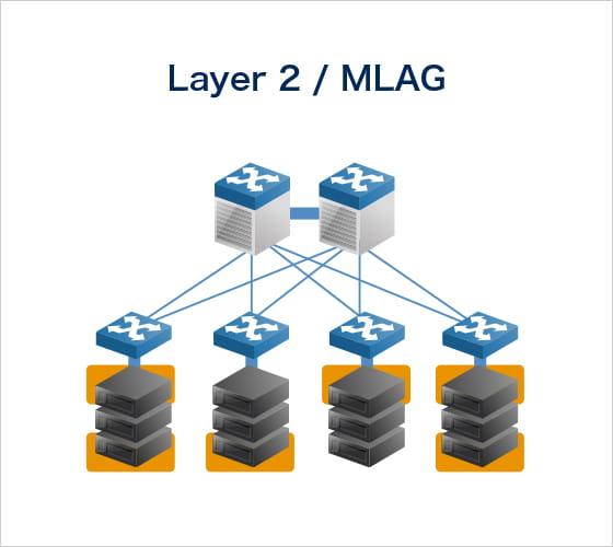 Layer 2 / MLAG