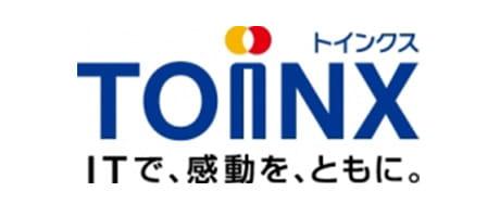 東北インフォメーション・システムズ株式会社(TOiNX) 様ロゴ