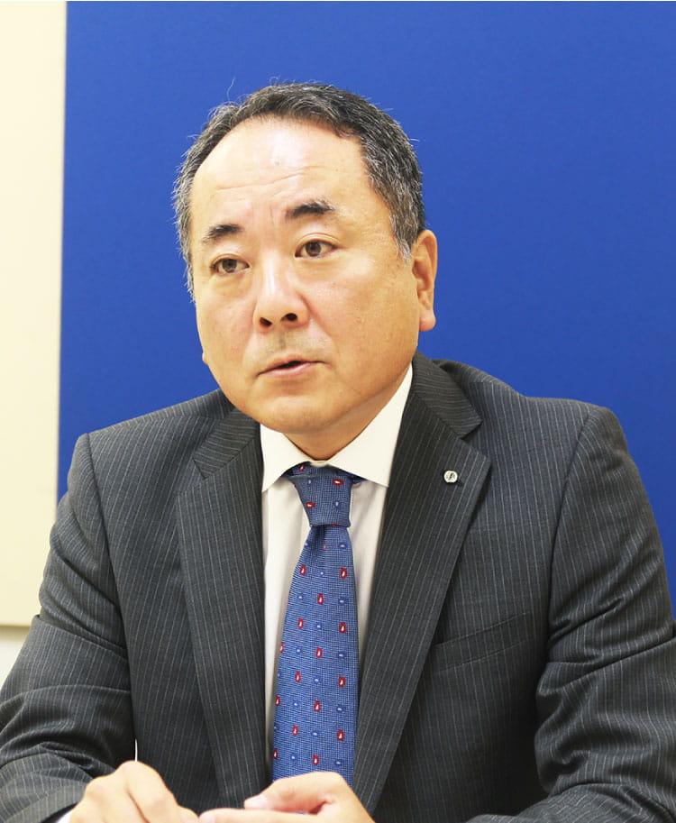 田井一夫氏
