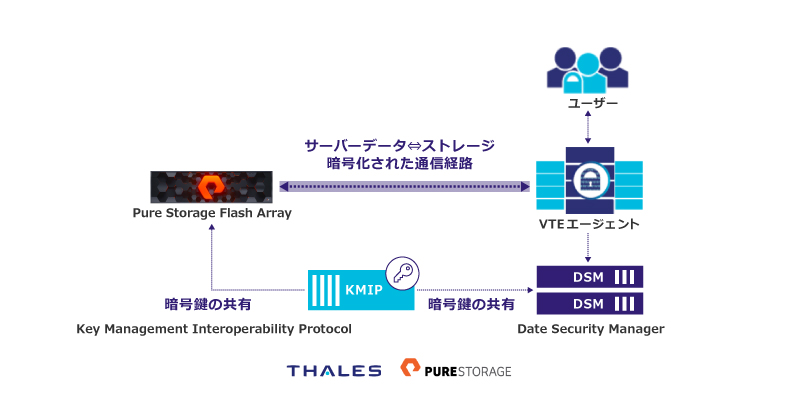 Thales_and_Pure_構成図